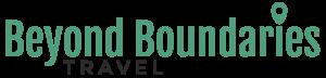Beyond Boundaries Travel logo